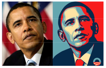 Shepard Fairey Obama pic